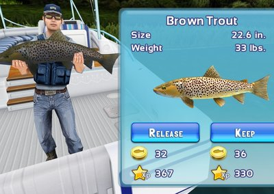 APP OF THE DAY: Fishing Kings Free+ review (iPad and iPhone)