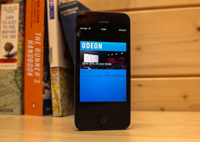 Odeon and Harvester embrace Apple Passbook with vouchers