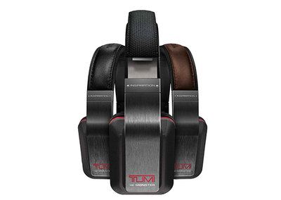 Tumi x Monster headphones marks the start of a new partnership