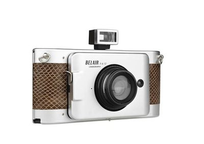 Lomography Belair X 6-12 cameras bring back the bellows to print photography
