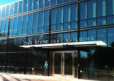 Pixar names main HQ building after Steve Jobs