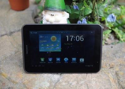 Free Samsung Galaxy Tab 2 when you buy a new Samsung camera