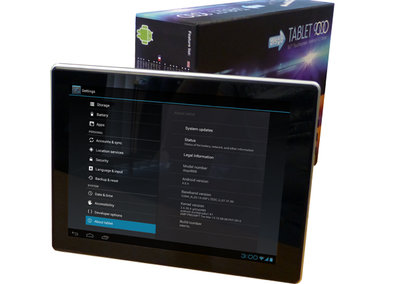 Disgo Tablet 9000 promises 9.7-inches of affordable Android entertainment