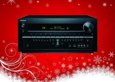 The Pocket-lint Xmas Spectacular - Day 11: Win an Onkyo TX-NR818
