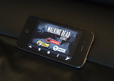 APP OF THE DAY: The Walking Dead: Assault review (iPhone)