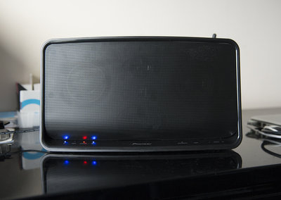 Hands-on: Pioneer XW-SMA3 wireless sound system with AirPlay review