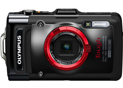 Tough update: Olympus Tough TG-2, TG-830, TG-630 announced
