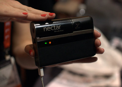 Nectar fuel cell pictures and hands-on