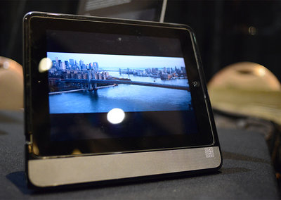 Belkin Thunderstorm Handheld Home Theater pictures and hands-on