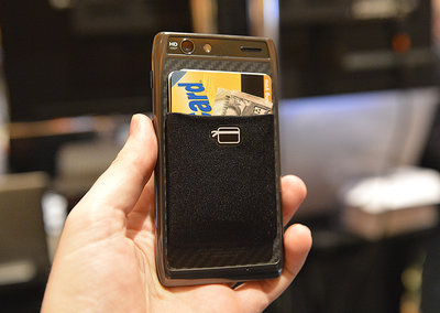 CardNinja 'smartphone wallet' pictures and hands-on