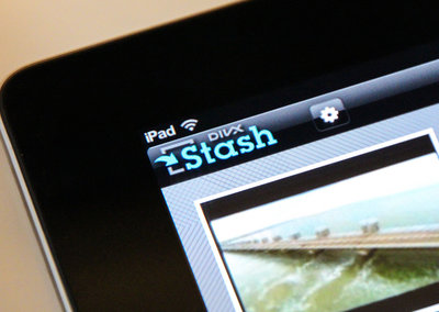 DivX Stash pictures and hands-on