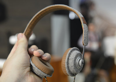 House of Marley Harambe on-ear headphones pictures and hands-on