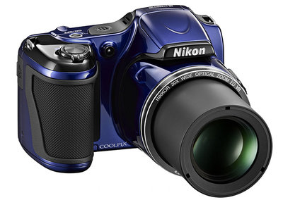 Nikon extends superzoom range: Nikon Coolpix P520 and L820 models added