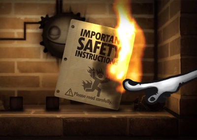 Wii U sensation Little Inferno coming to iPad Thursday 31 Jan