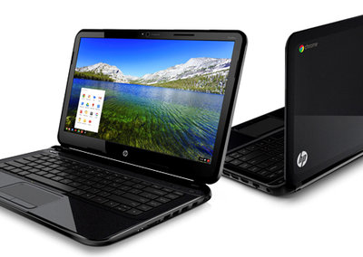 HP Pavilion Chromebook now official and available today