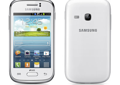 Samsung Galaxy Young and Galaxy Fame bring Jelly Bean to the masses