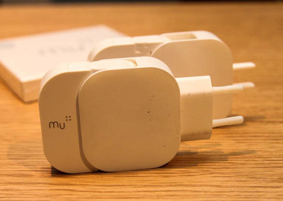 Mu plug goes international with new US and European adapters