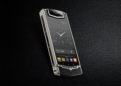 Vertu Ti now official: First super luxury Android smartphone
