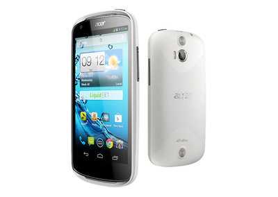Acer Liquid E1 and Z2 official - European launch confirmed