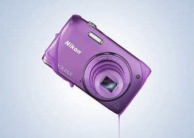 Nikon Coolpix S3500 upgrades popular S3300 model with longer zoom