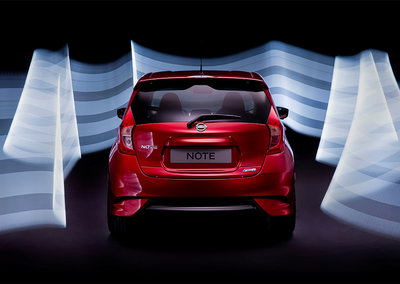 Nissan Safety Shield gives you 360-degree driver vision