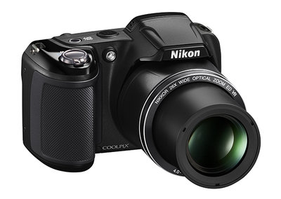 Nikon Coolpix L320 offers 26x super zoom on a budget