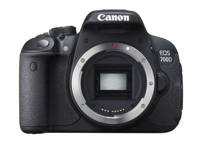 Canon EOS 700D boosts the entry-level, replaces 650D