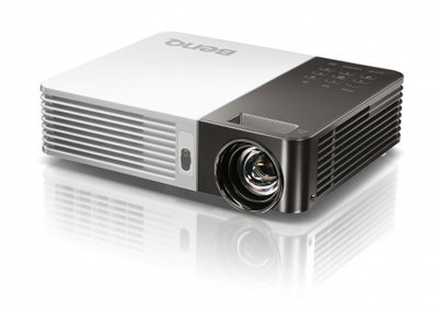 BenQ projector can be controlled with iPhone or iPad
