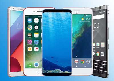 Best smartphones 2017: The best phones available to buy today