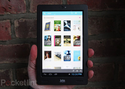 Kobo Arc gets Jelly Bean-shaped refresh, update available now