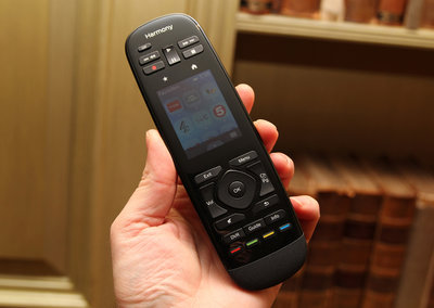 Logitech Harmony Ultimate and Smart Control bring Android and iPhone apps, more control options