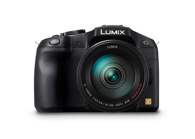 Panasonic Lumix G6: Wi-Fi connectivity and NFC bring sharing to G-series