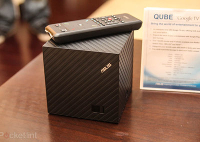 Asus Qube packed with Google TV reportedly launching 23 April, after missing Q1 projection