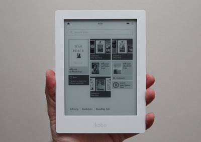 Kobo Aura HD pictures and hands-on