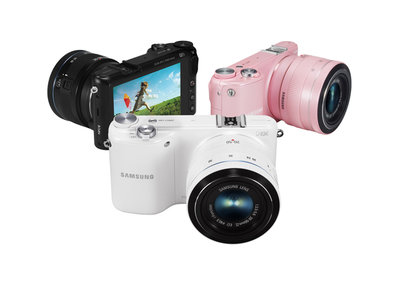 Samsung NX2000 expands compact system camera range