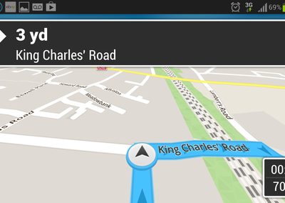 App of the day: Skobbler GPS Navigation & Maps review (Android)