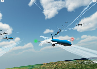 App of the day: Plane Finder 3D review (iPhone and Android)