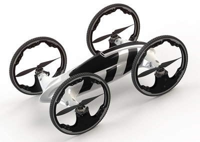 B is the best remote-controlled flying car you will ever own