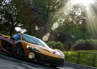 Forza Motorsport 5 competition offers chance to be first to ride in McLaren P1