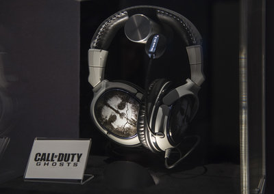 Turtle Beach Call Of Duty: Ghosts Spectre headset pictures and eyes-on