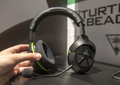 Turtle Beach XO: The official Microsoft Xbox One gaming headsets, we go hands-on