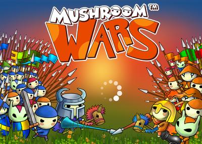 App of the day: Mushroom Wars Mini review (iPhone)