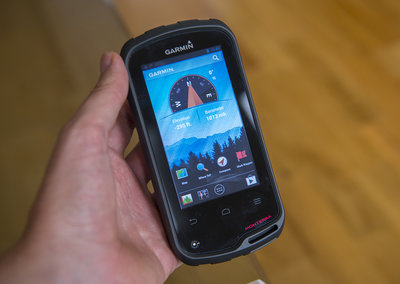 Garmin Monterra outdoor GPS pictures and hands-on