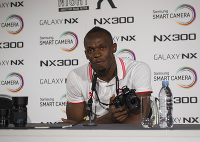 Usain Bolt on PS4 vs Xbox One: 'PS4. I'm a PS fan.'