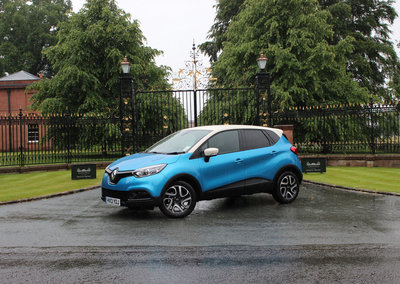 Renault Captur 1.2 Tce EDC hands-on and first drive