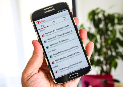 Office Mobile for Android finally arrives... but not in the UK or for tablets