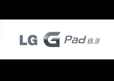 LG G Pad 8.3-inch tablet teased in new video, packs Full HD display?