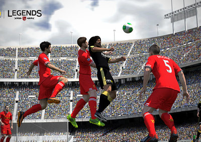FIFA 14 Ultimate Team Legends: EA's Matt Bilbey explains why some players have been chosen over others