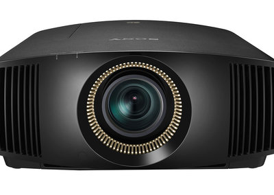 Sony VPL-VW500ES helps a home cinema go 4K without breaking the bank