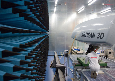 Artisan 3D: the new military radar capable of detecting a tennis ball moving at three times the speed of sound